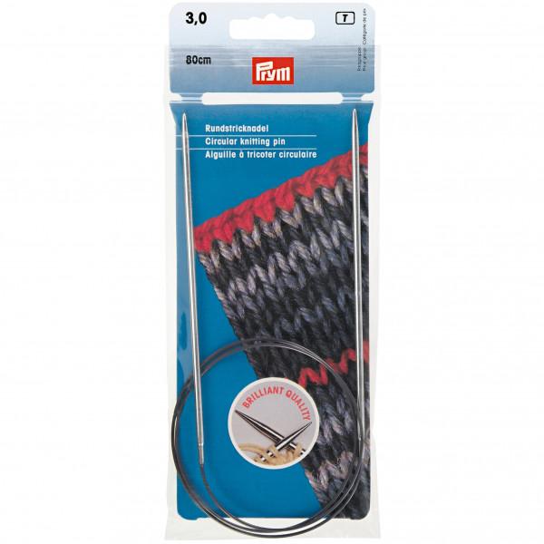 Круговые спицы для вязания Спицы На Леске 3,0Мм 100См