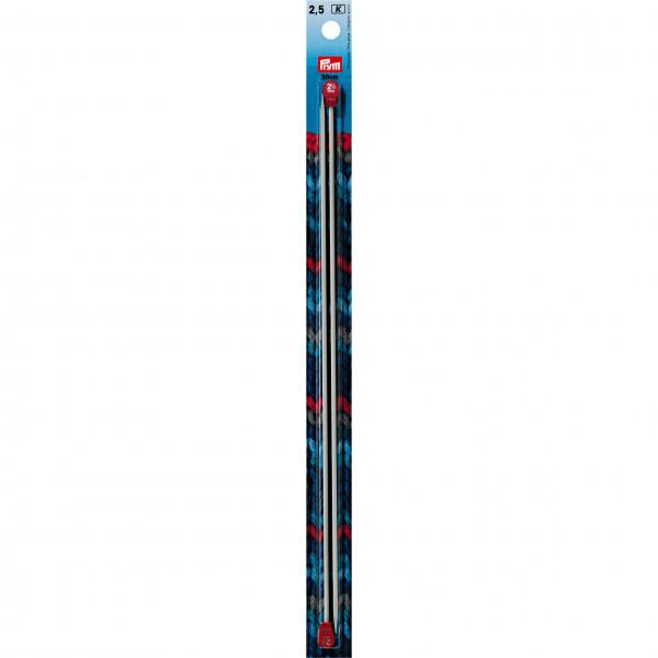 прямые спицы для вязания Спицы Прямые 2,5Мм 25См 2Шт