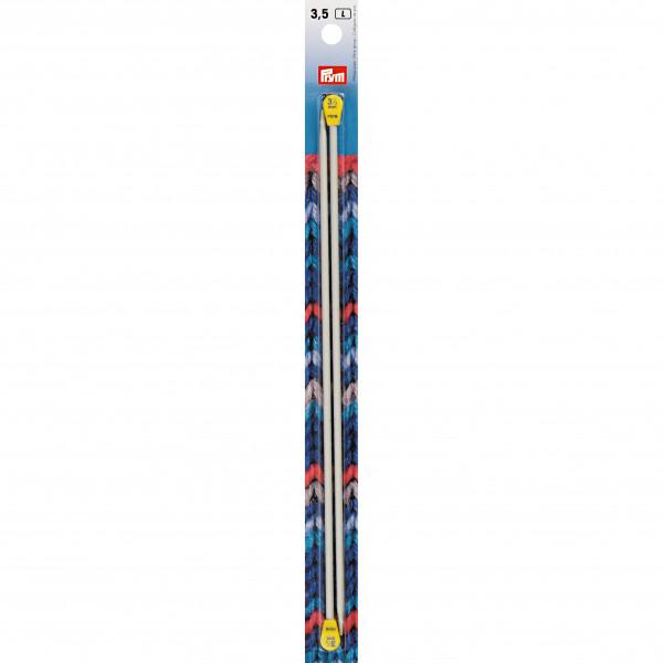прямые спицы для вязания Спицы Прямые 3,5Мм 25См 2Шт