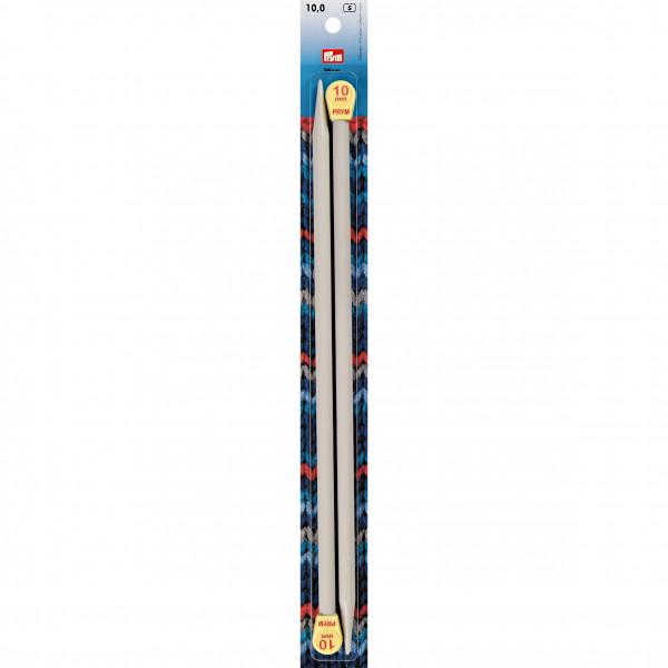 прямые спицы для вязания Спицы Пластик 10,0Мм(2Шт)35См